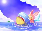 韩国可爱兔兔动漫壁纸