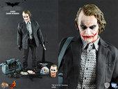 《蝙蝠侠》小丑JOKER银行强盗版手办