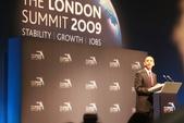 G20伦敦峰会4月2日会场
