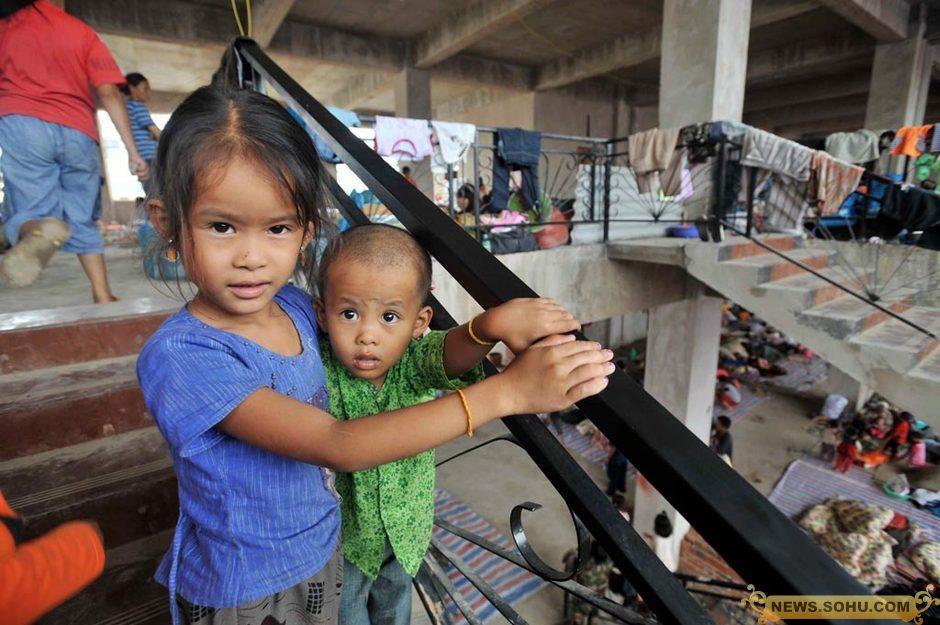 云南,果敢,缅甸