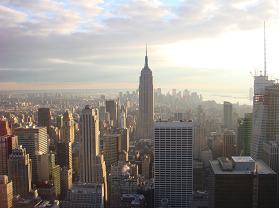 纽约/帝国大厦